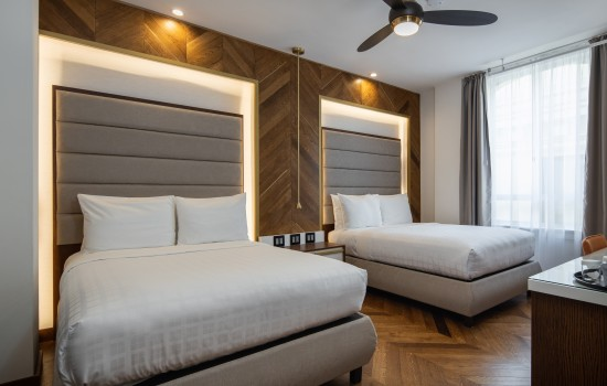 Hotel 32One - 2 Beds